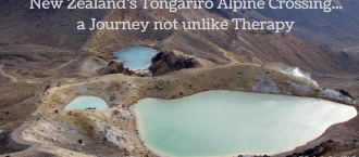 New Zealand's Tongariro Alpine Crossing: A Journey Not Unlike Therapy