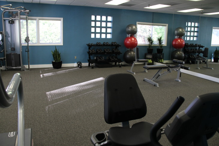 Picture of Healthy Weigh Out exercise studio