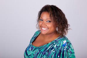 Beautiful African- American Woman