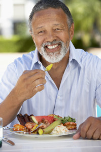 http://www.dreamstime.com/royalty-free-stock-photos-middle-aged-man-dining-al-fresco-image7870088